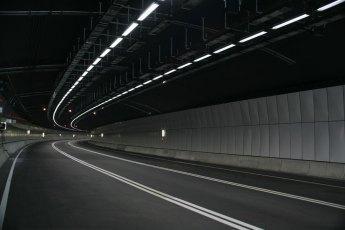 香港 沙田嶺隧道