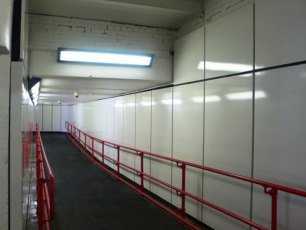 Wakefield Tunnel, UK