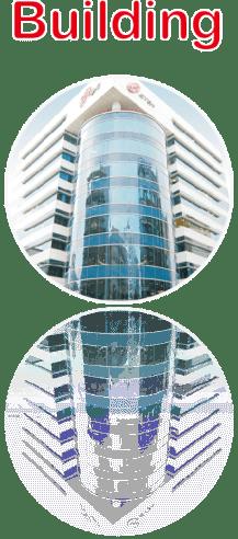 Enamel Panel Building Artboard