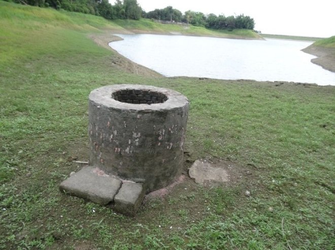 An old well in Taiwan that may have been built by the Dutch