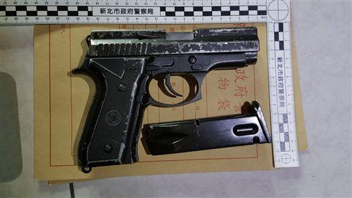 modified taurus pistol