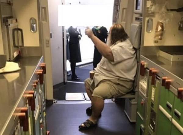 passenger of plane