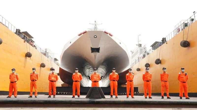 Anping Class Coast Guard Patrol Ship