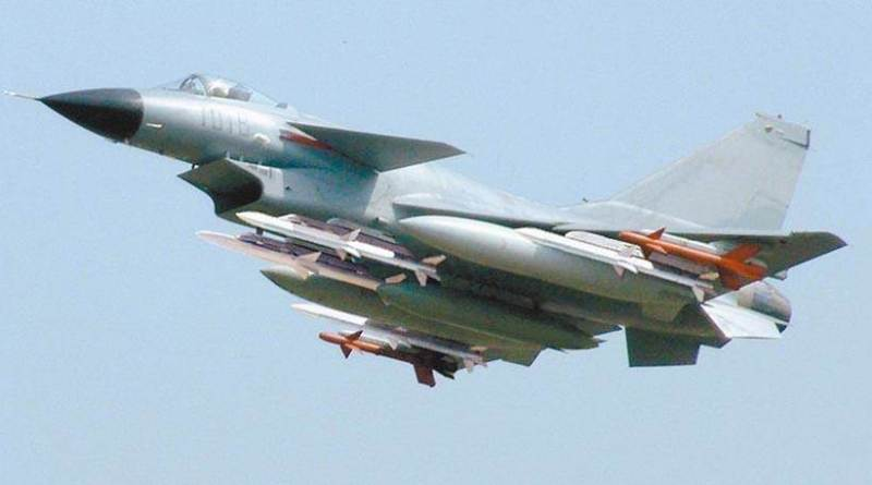 PLA fighter