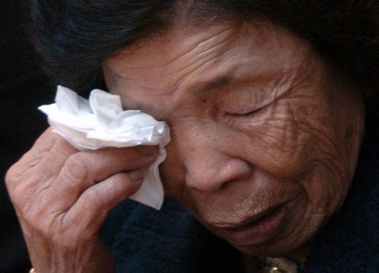 Taiwanese-comfort-women-tears-臺灣慰安婦的淚水
