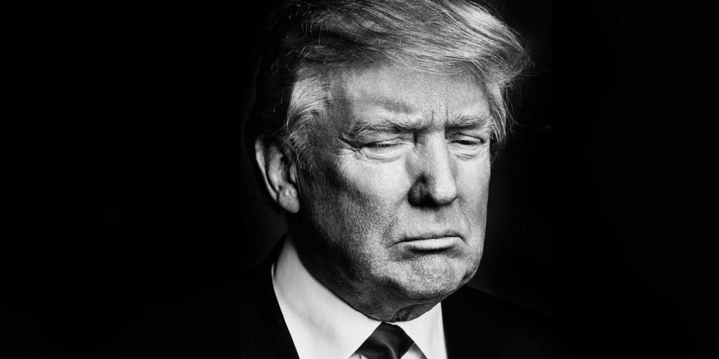 Donald John Trump open mind 1
