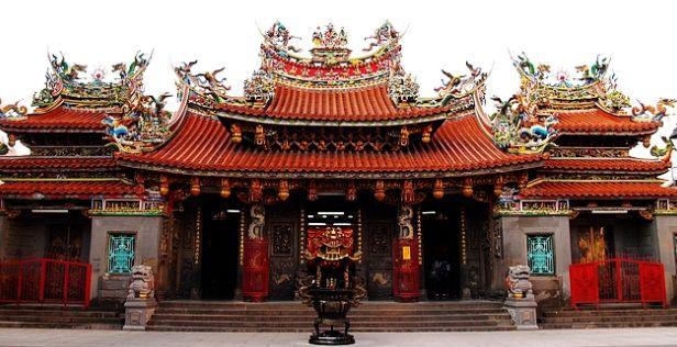 桃園景福宮 - Taiwan temple 臺灣寺廟網