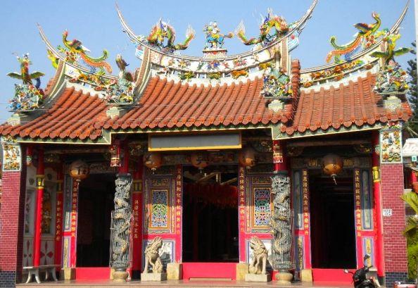大肚萬興宮 - Taiwan temple 臺灣寺廟網