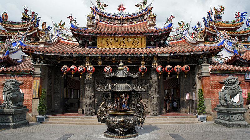 臺中樂成宮 - Taiwan temple 臺灣寺廟網