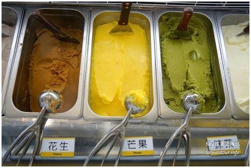 中和美食推薦樂華夜市船來雪淇淋DSC08691