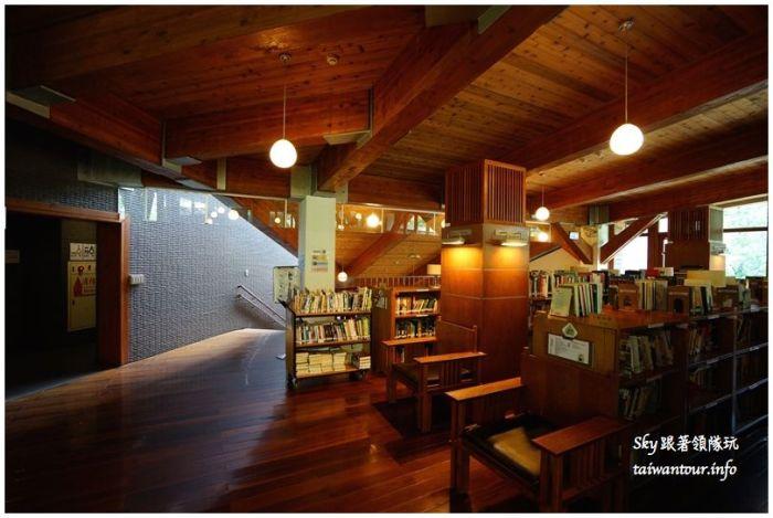 北部景點推薦北投圖書館DSC02342