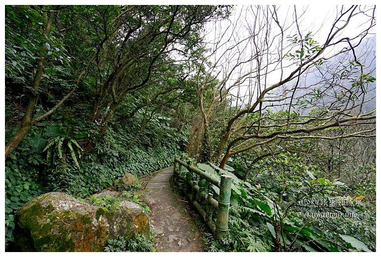 北部景點推薦石門青山瀑布01512