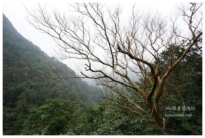 北部景點推薦石門青山瀑布01517