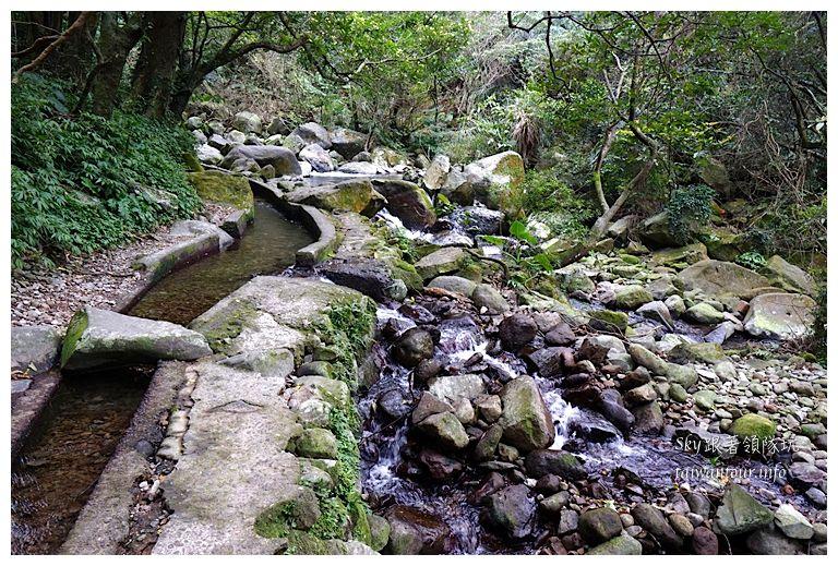 北部景點推薦石門青山瀑布01540