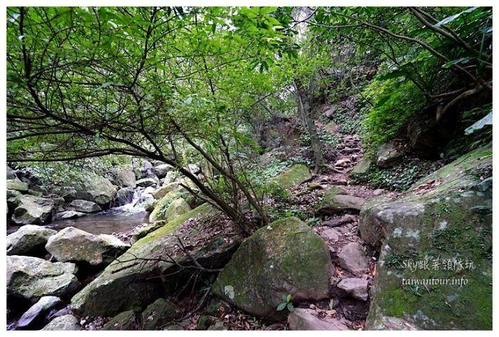 北部景點推薦石門青山瀑布01569