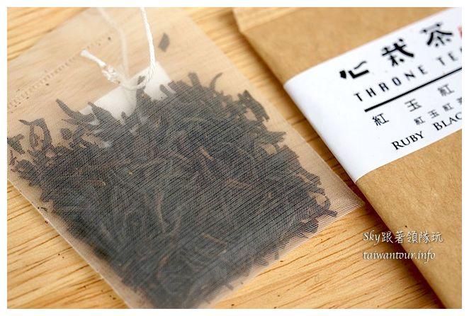 南投美食心栽茶台農17號阿薩姆紅茶05820