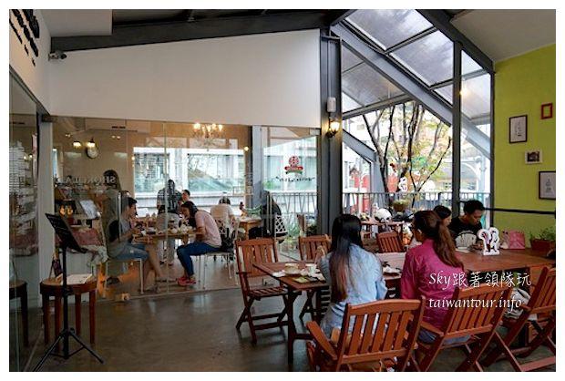 台中甜點森林傘甘甜點工坊9