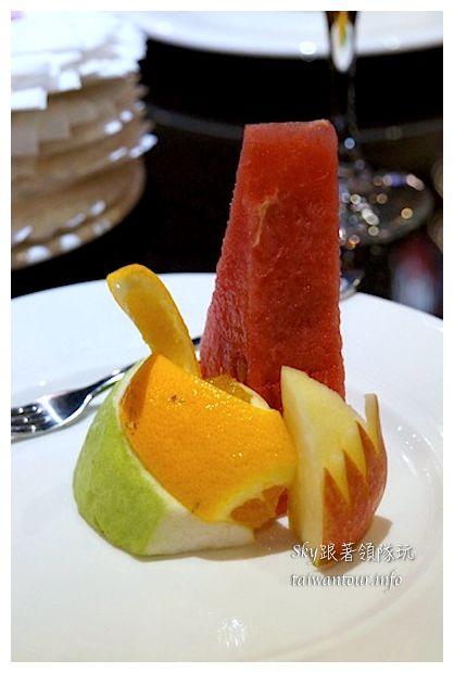 台中綠美食推薦凱焱頂級鐵板燒0