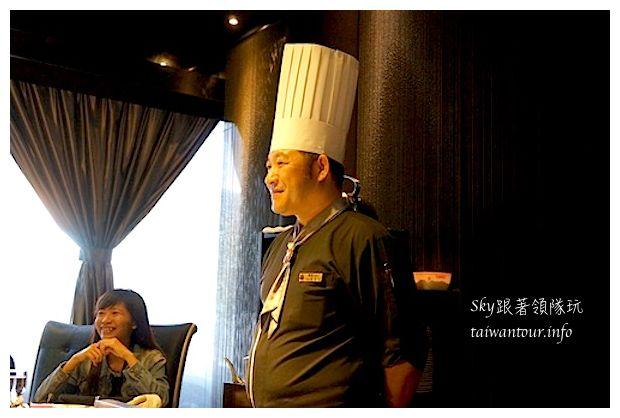 台中綠美食推薦凱焱頂級鐵板燒00