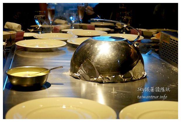 台中綠美食推薦凱焱頂級鐵板燒15