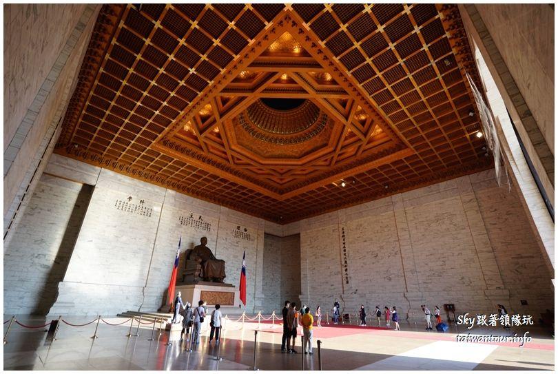 台北景點推薦中正紀念堂自由廣場DSC01805