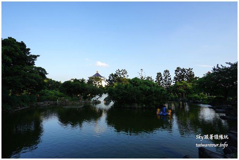 台北景點推薦中正紀念堂自由廣場DSC01927