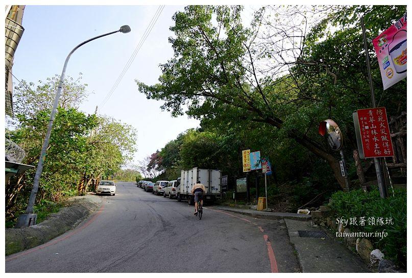 台北景點推薦大同山櫻花林03860