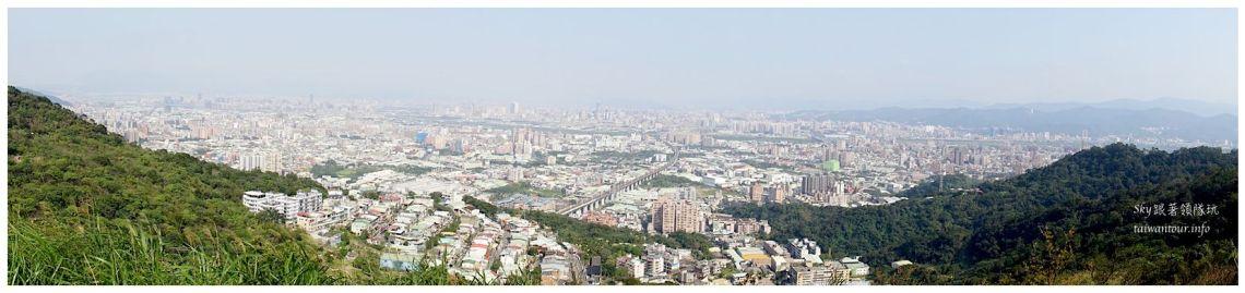 台北景點推薦樹林大同山夜景約會必去03796