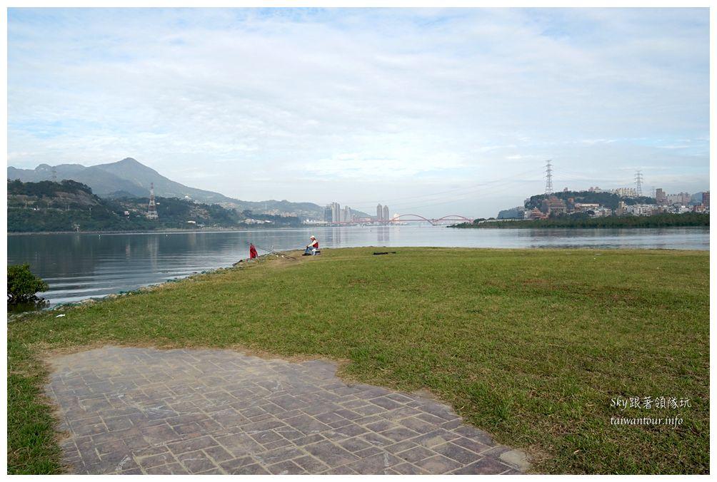 台北景點推薦社子島自行車道09467