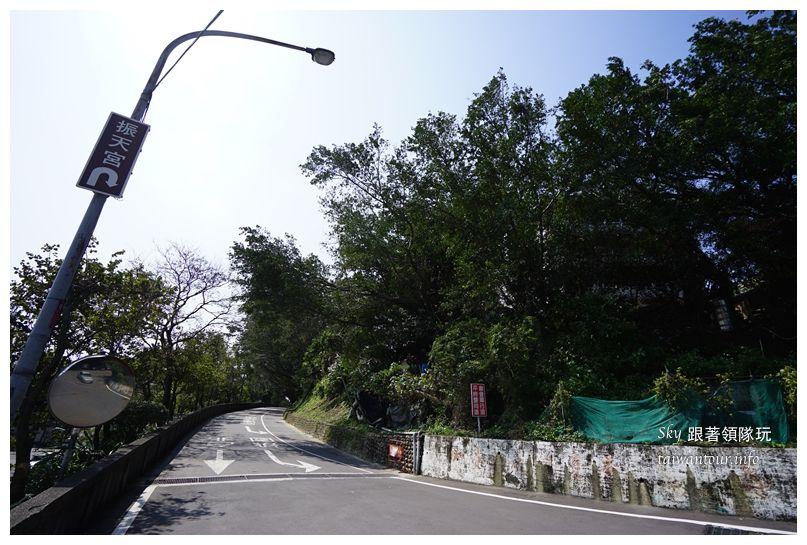 台北景點推薦龜山壽山巖觀音廟櫻花03435