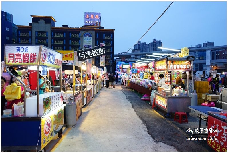 台北美食推薦橋和路夜市農產品DSC08143_结果