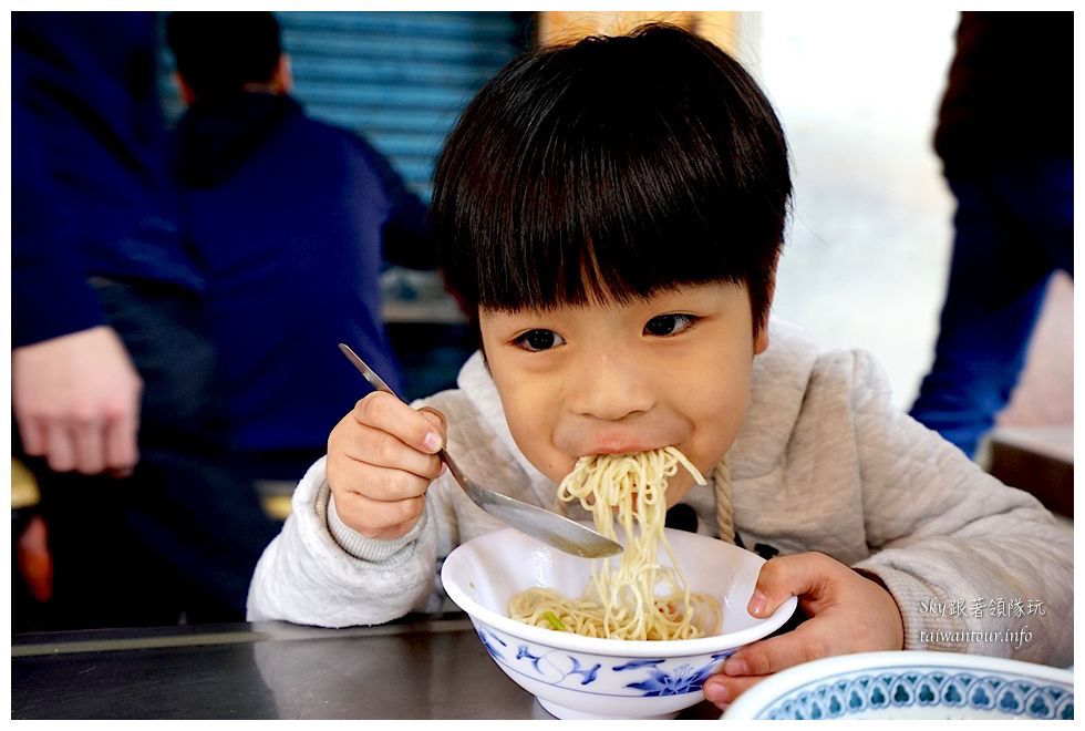 宜蘭市美食推薦十六崁瓜仔雞麵08975