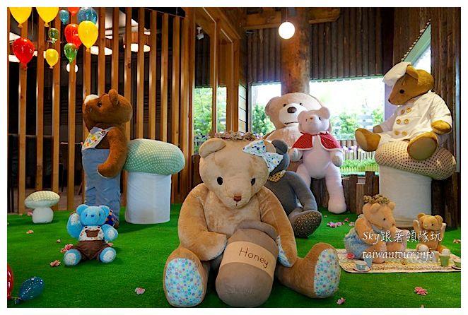 宜蘭美食推薦泰迪熊主題餐廳熊寶鍋物01332