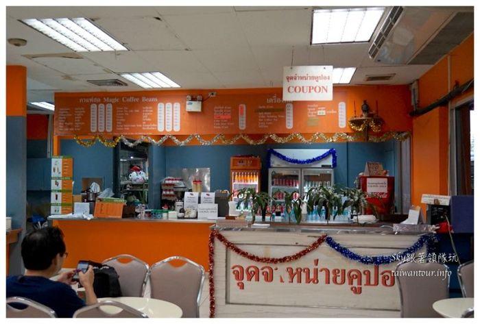 泰國朗曼機場餐廳09946