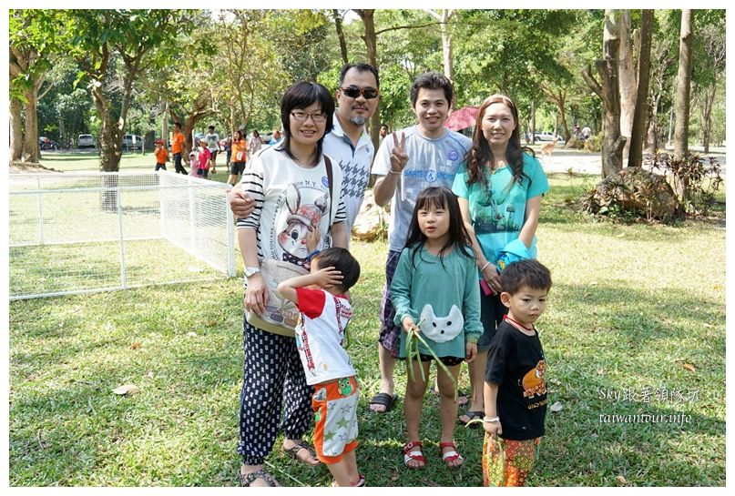 泰國親子旅遊綠山動物園kheow kheow00095