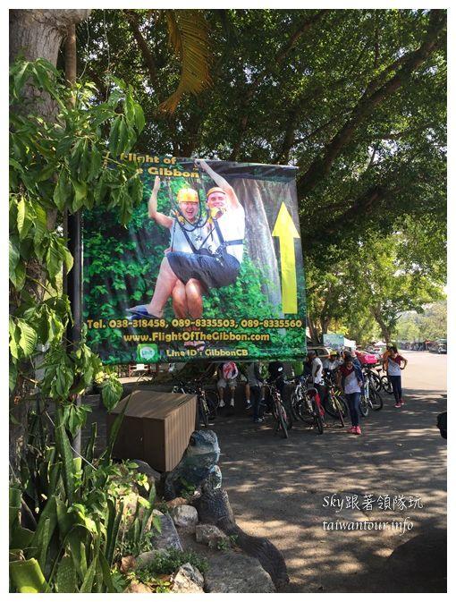 泰國親子旅遊綠山動物園kheow kheow15