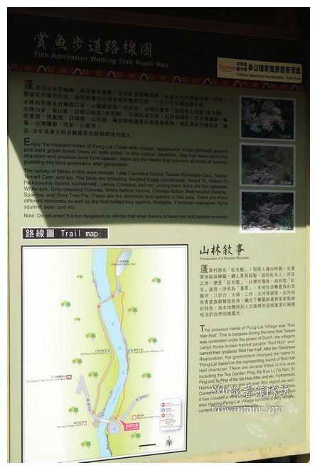苗栗南庄景點蓬萊自然生態園區42湧泉八卦力05483