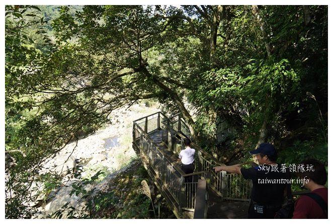 苗栗南庄景點蓬萊自然生態園區42湧泉八卦力05487