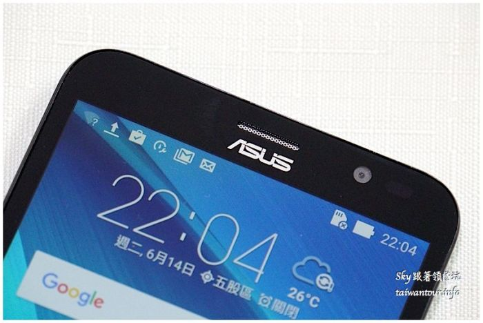 華碩手機zenfone go tvDSC05336