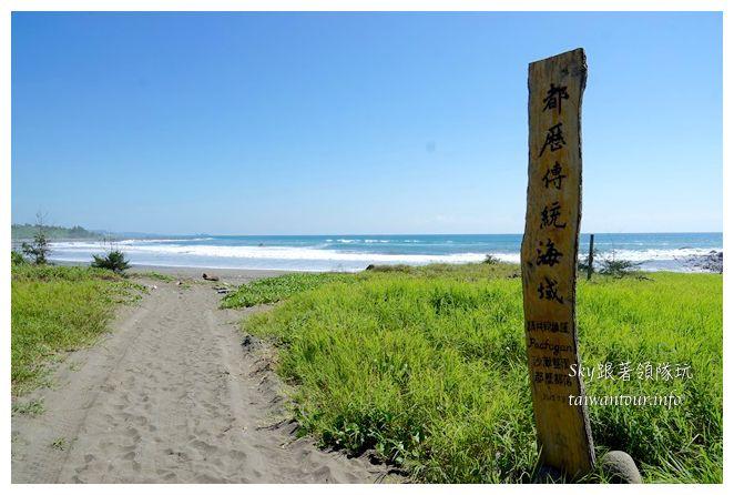 都歷木頭魚沙灘04934