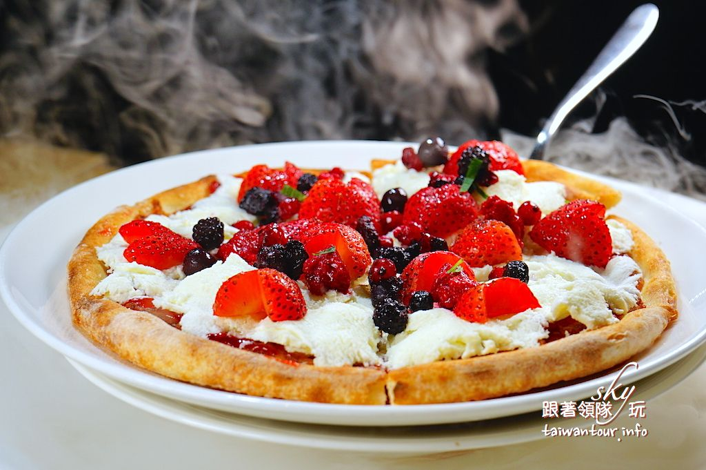台北美食推薦-手工窯烤披薩【Milano Pizzeria義大利米蘭】