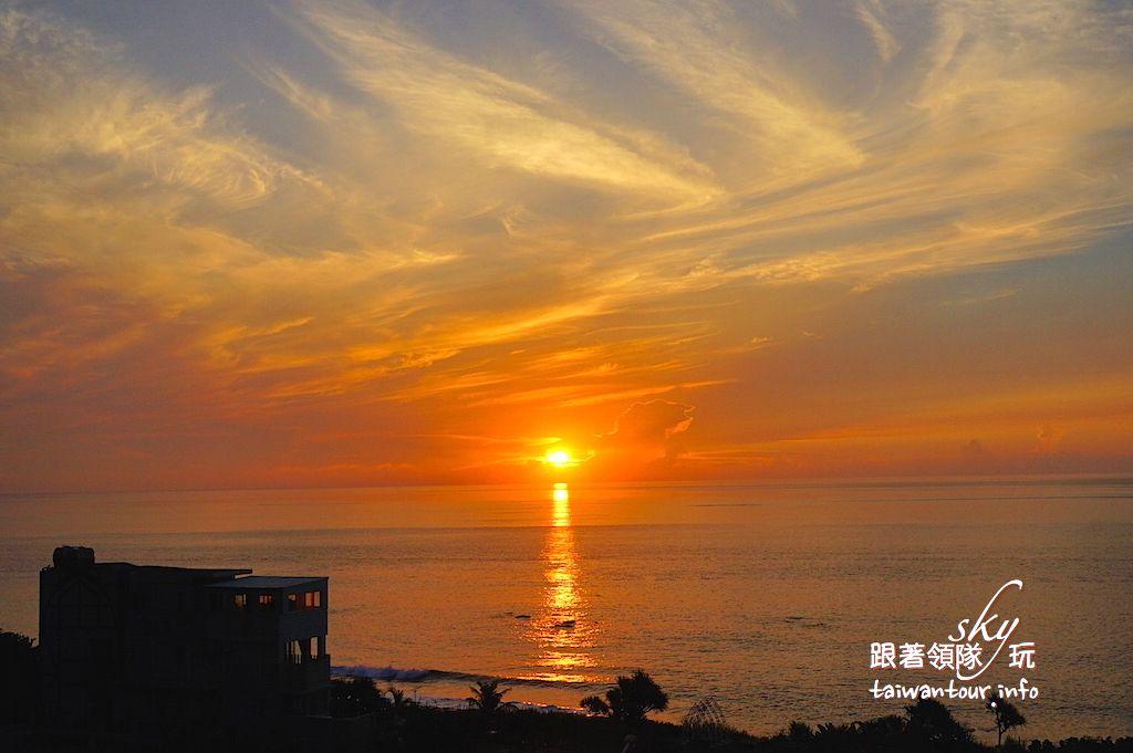 花蓮住宿推薦【慕夏四季海景旅宿】台11線第一排海景民宿