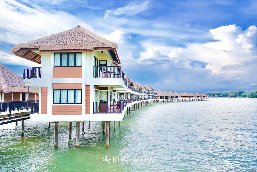 馬來西亞住宿推薦【黃金海岸 棕櫚樹渡假村VIALL(AVANI SEPANG GOLDCOAST RESORT)】
