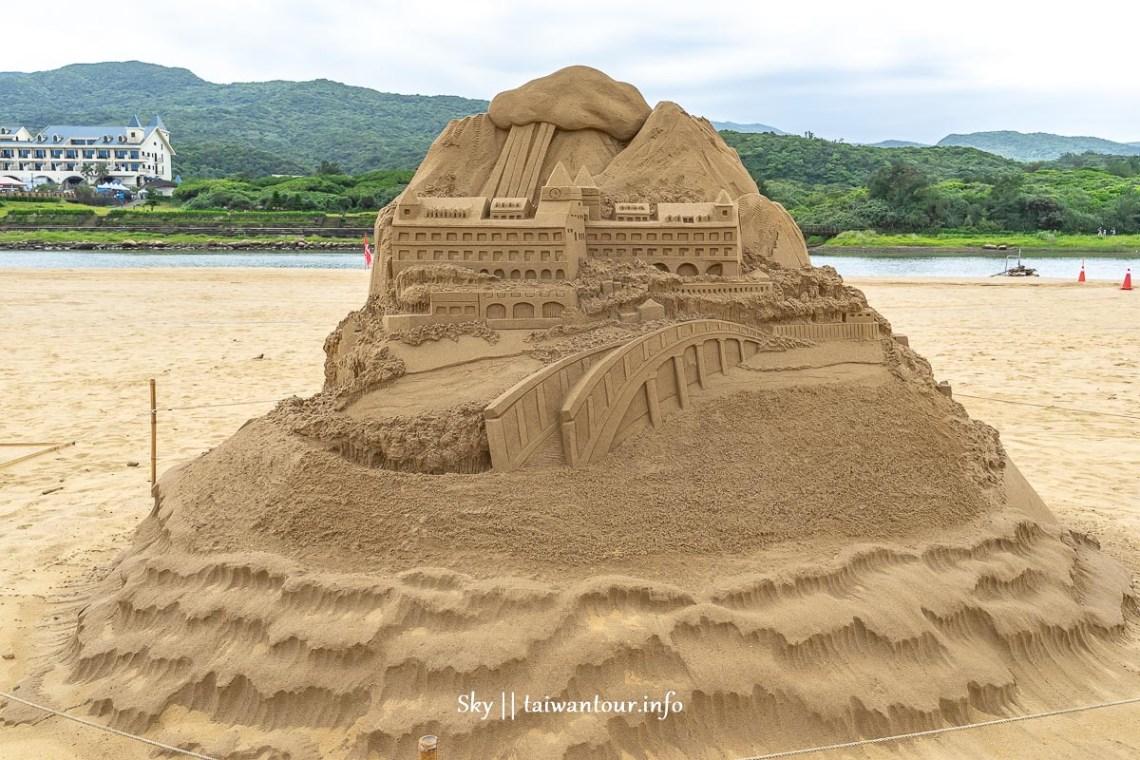 2019福隆國際沙雕藝術季福隆飯店系列