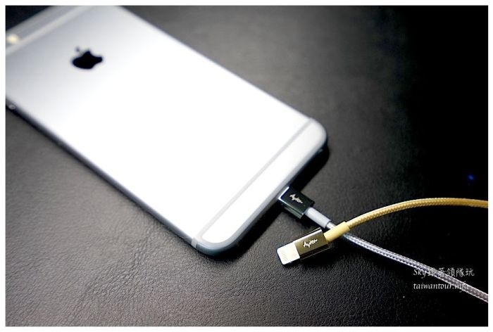iphone6s充電線Avier06871