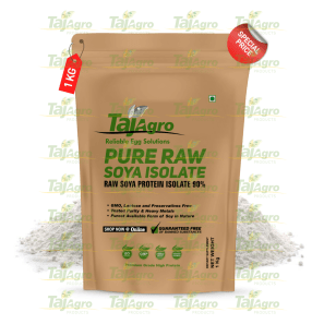 Taj Agro, Pure Raw Soya Isolate 90% Protein Powder (Raw & Unflavored), Taj Agro Pure Raw Soya Isolate 90% Protein Powder, Taj Agro Protein Blends at best prices with FREE shipping & cash on delivery, Taj Agro Raw & Unflavored, Taj Agro Raw and Muscle Building Bulk Pure Raw Casein Protein