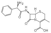 Cefalexin manufacturers, India, exporter, cas No. 15686-71