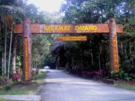 Taman Pertanian di Taman Botani Negara Shah Alam