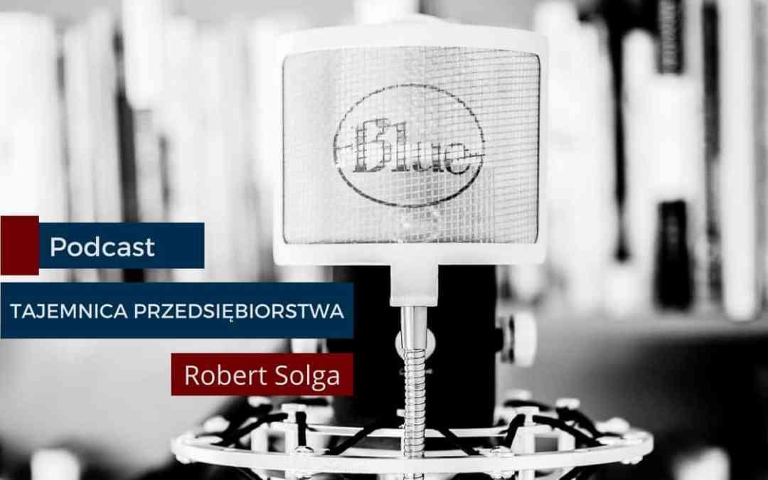 TP 001: Pierwszy odcinek podcastu Tajemnica Przedsiębiorstwa!