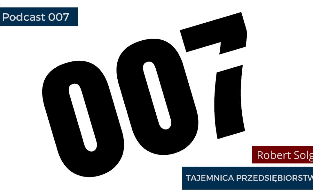 TP 007. Szpieg w firmie. Jak wykrywać i zwalczać oszustwa